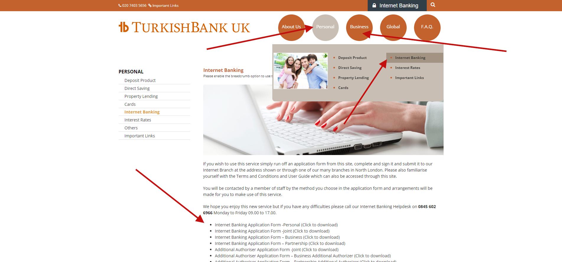Turkish Bank UK, London, United Kingdom